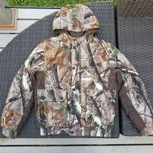 Realtree Youth Camo Coat